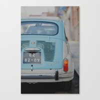 Made In Italy Canvas Print