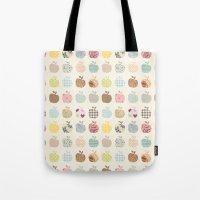Apples Galore Tote Bag