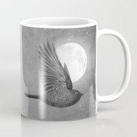 Night Bird Mug