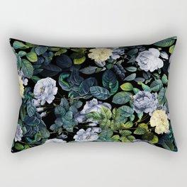Rectangular Pillow - Future Nature - Burcu Korkmazyurek