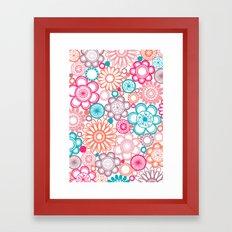 BOLD & BEAUTIFUL springtime Framed Art Print