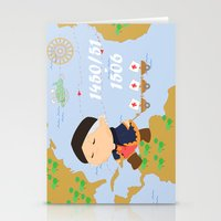 Columbus (Cristóbal Col… Stationery Cards