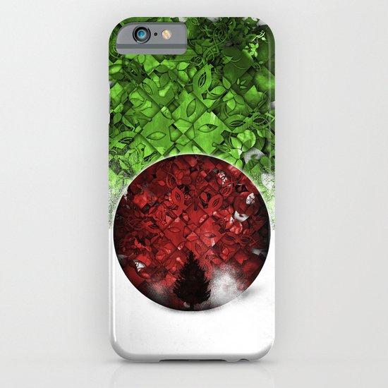 Christmas Spirit 2 of 4 iPhone & iPod Case