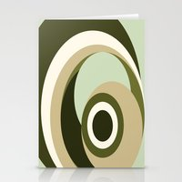 Simple Shape Series Stationery Cards