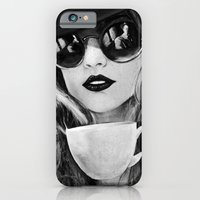 Comfortable Silences iPhone 6 Slim Case