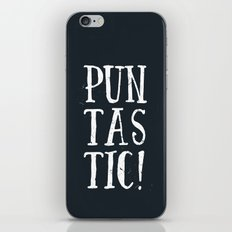 Puntastic! iPhone & iPod Skin