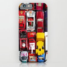 Toy Cars iPhone 6s Slim Case