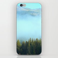 Early Morning Mist iPhone & iPod Skin