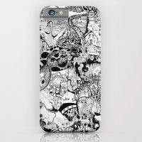 Destroyer iPhone 6 Slim Case