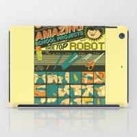 Amazing School Projects iPad Case