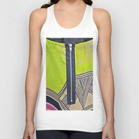 Unisex Tank Top featuring Fly Case / Fly Skin / Fly Print by Love2Snap