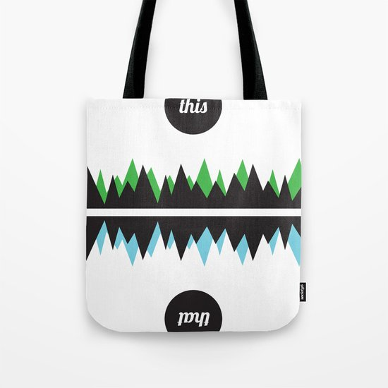 This & That Tote Bag