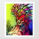 """Harpy"" Art Print"