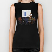I HAVE THE POWERPOINT! Biker Tank