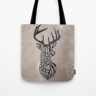 Rudolph And Friends Tote Bag
