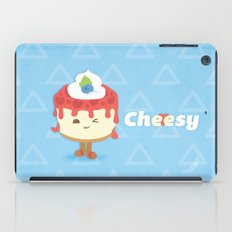Cheese Cake iPad Case