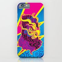 iPhone & iPod Case featuring Storm by HanYong