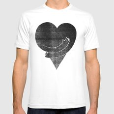 Illustrations / Love Mens Fitted Tee White SMALL