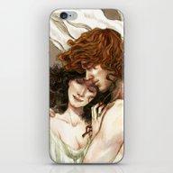 Blood&Bone iPhone & iPod Skin