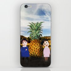 WE FOUND IT iPhone & iPod Skin