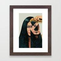 Normalization Framed Art Print