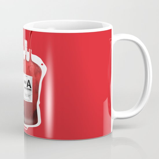 My Blood Type is A, for Awesome! *Classic* Mug