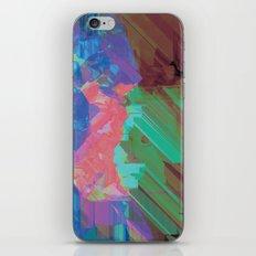 Glitchy 3 iPhone & iPod Skin