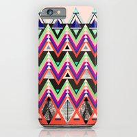 iPhone & iPod Case featuring Vee by QUEQZZ