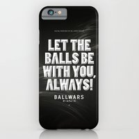 BallWars: Poster iPhone 6 Slim Case