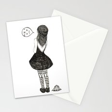 Snow? Stationery Cards