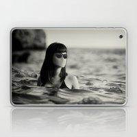 The Sea-Maiden Laptop & iPad Skin