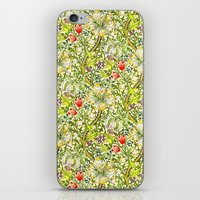 Golden Lily Design iPhone & iPod Skin