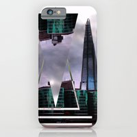 iPhone & iPod Case featuring The Shard by John McGrath