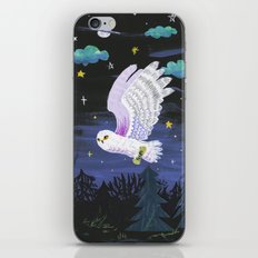 Hedwig iPhone & iPod Skin