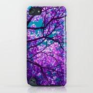 Purple Tree II iPod touch Slim Case