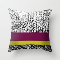 BEAUTY OF CONFUSIONS Throw Pillow