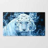 Spirit Tiger Canvas Print