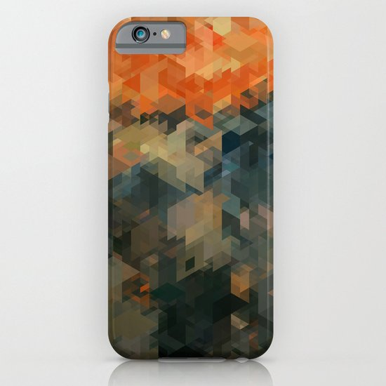 Panelscape Iconic - The Scream iPhone & iPod Case