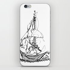 Melo the Explorer, Oct '15 iPhone & iPod Skin