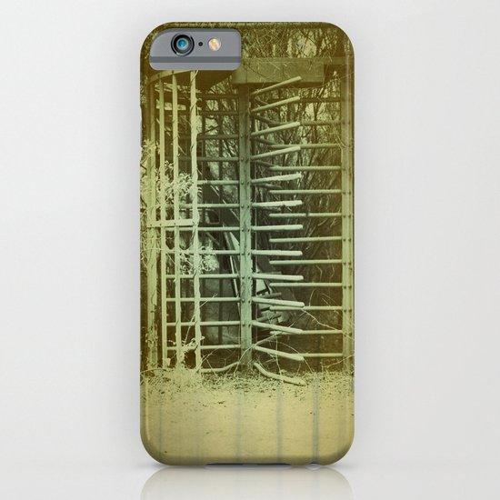 Enter@ownRisk iPhone & iPod Case