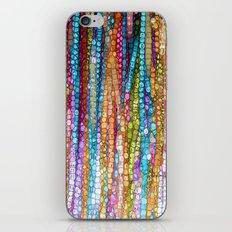 Rainbow Mosaic iPhone & iPod Skin