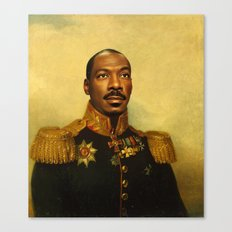 Eddie Murphy - Replacefa… Canvas Print
