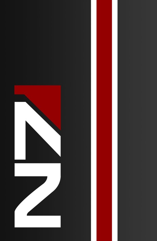 Mass Effect - N7 Hardcase Art Print