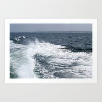 Boat Ride Art Print