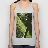 Deep Thoughts Unisex Tank Top