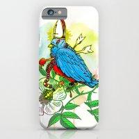 Bad Bad Birdy iPhone 6 Slim Case