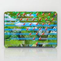 Landscape Of My Heart (s… iPad Case