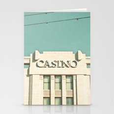 Casino Stationery Cards