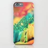 iPhone & iPod Case featuring Happy Birthday by hcase