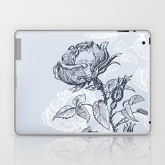 Graphic drawing roses Laptop & iPad Skin